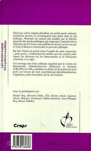 4eme Les Petits Partis