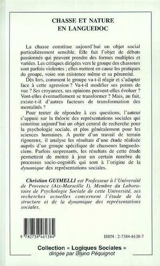 4eme Chasse et Nature en Languedoc