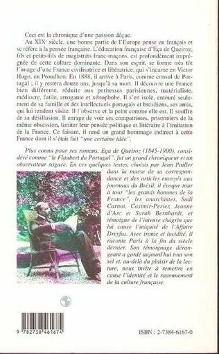 4eme Écrits sur la France
