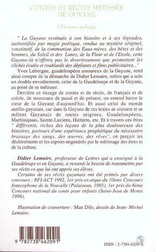 4eme Contes et Récits Métissés de Guyane