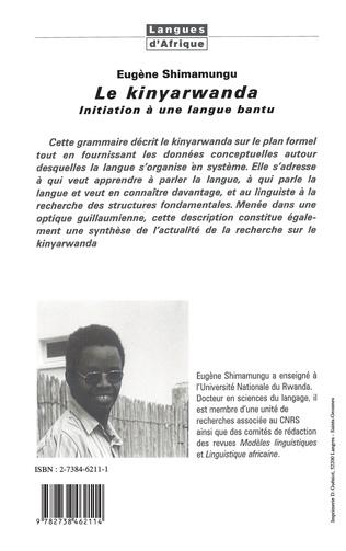 4eme Le Kinyarwanda