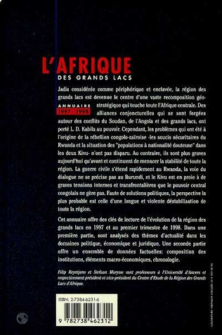 4eme Annuaire 1997-1998