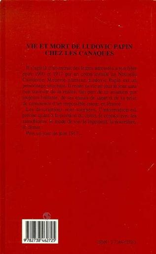 4eme Vie et mort de Ludovic Papin chez les Canaques