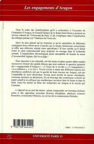 4eme Les Engagements d'aragon (n°23-24)