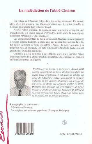 4eme La Malédiction de l'abbé Choiron