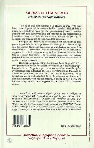 4eme Médias et Féminismes