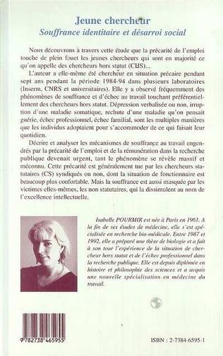 4eme Jeune Chercheur