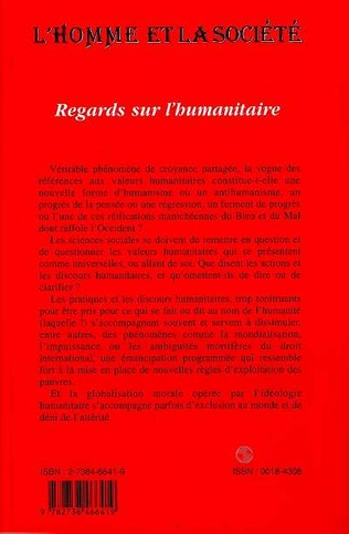 4eme Regards sur l'humanitaire