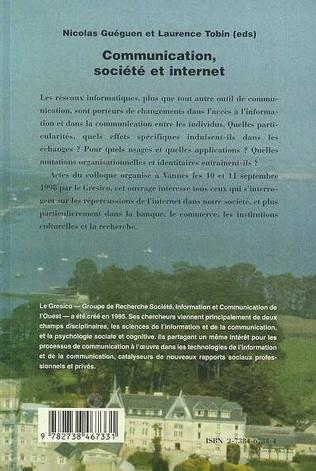 4eme Communication, Société et Internet