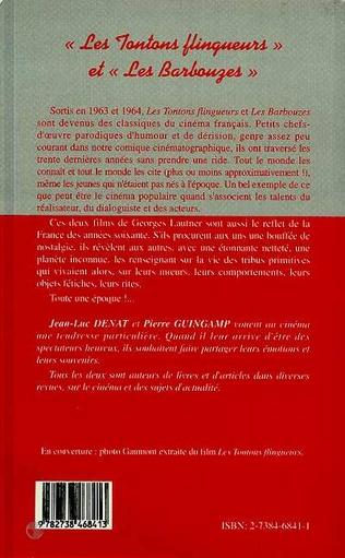 4eme « Les Tontons flingueurs » et « Les Barbouzes »
