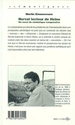 4eme NERVAL LECTEUR DE HEINE