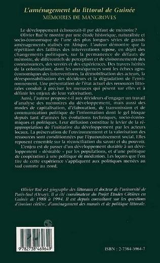 4eme Aménagement du Littoral de Guinée