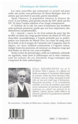 4eme Chroniques de Saint-Corentin