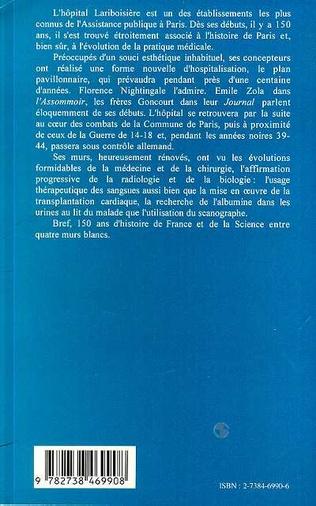 4eme Une Histoire de l'hôpital Lariboisiere