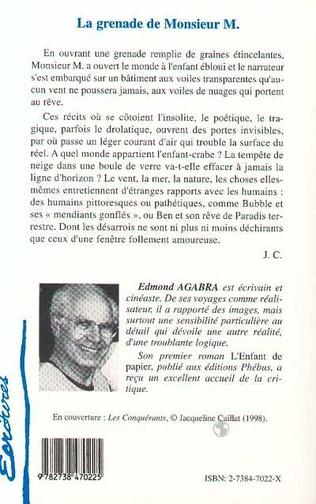 4eme La Grenade de Monsieur M