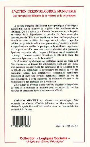 4eme L'action Gérontologique Municipale