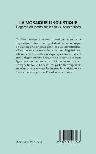 4eme La mosaïque linguistique