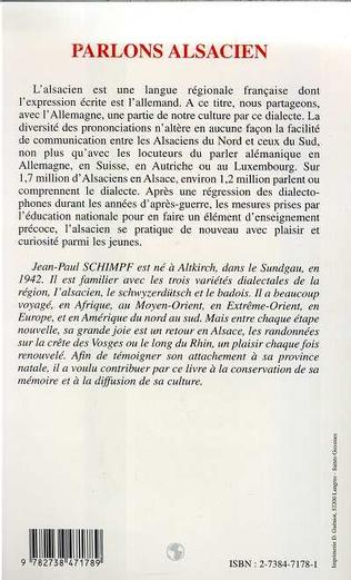 4eme PARLONS ALSACIEN