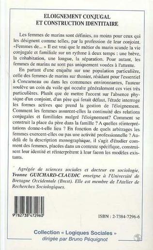 4eme ÉLOIGNEMENT CONJUGAL ET CONSTRUCTION IDENTITAIRE