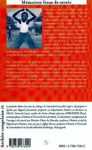 4eme RECITS DE LIBERATION D'UNE VILLE