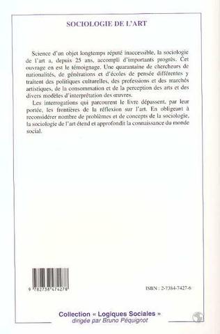 4eme SOCIOLOGIE DE L'ART
