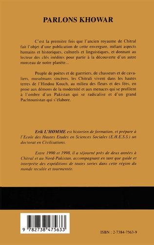 4eme PARLONS KHOWAR