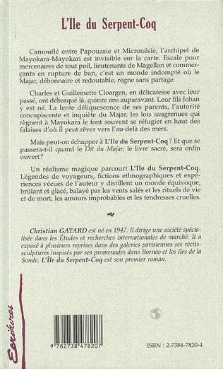 4eme L'ÎLE DU SERPENT-COQ