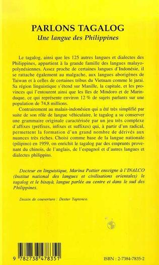4eme PARLONS TAGALOG