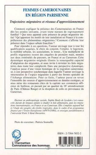 4eme FEMMES CAMEROUNAISES EN RÉGION PARISIENNE