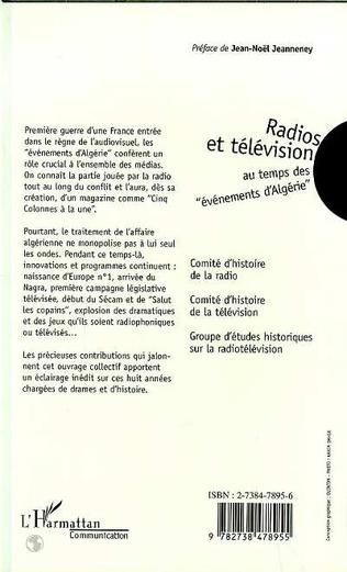 4eme Radios et télévision au temps des