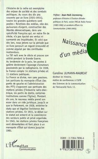 4eme NAISSANCE D'UN MEDIA