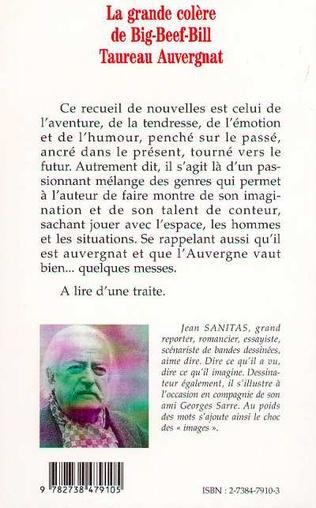 4eme LA GRANDE COLERE DE BIG-BEEF-BILL TAUREAU AUVERGNAT