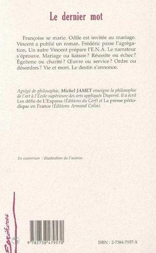4eme LE DERNIER MOT