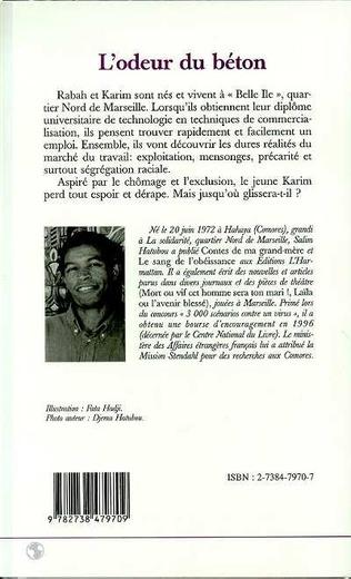 4eme L'ODEUR DU BETON