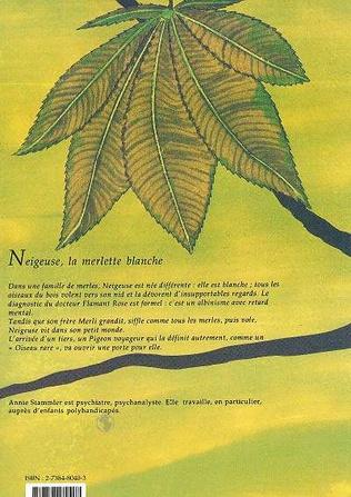 4eme NEIGEUSE LA MERLETTE BLANCHE