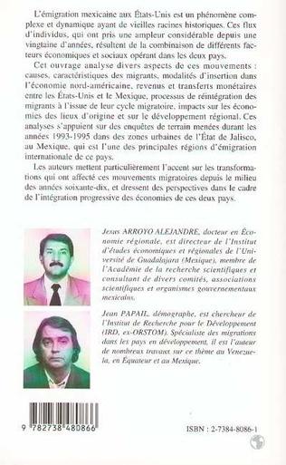 4eme L'EMIGRATION MEXICAINE VERS LES ETATS-UNIS