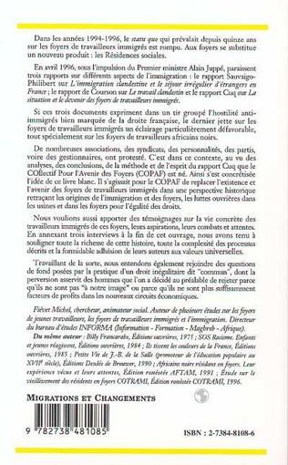 4eme LE LIVRE BLANC DES TRAVAILLEURS IMMIGRES DES FOYERS