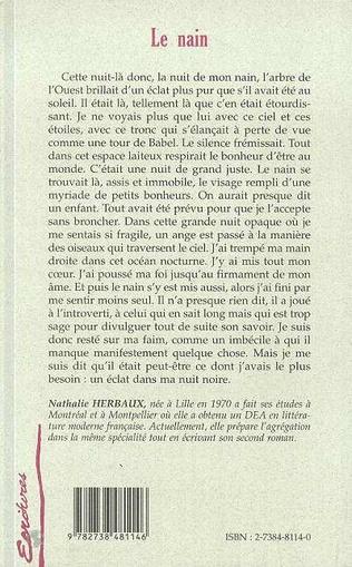 4eme Le nain