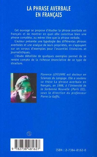 4eme La phrase averbale en français