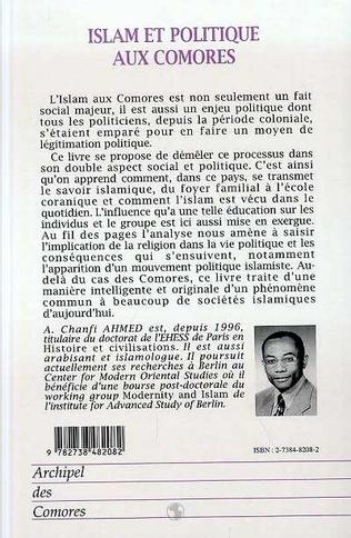 4eme ISLAM ET POLITIQUE AUX COMORES