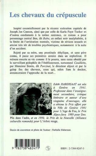 4eme LES CHEVAUX DU CREPUSCULE