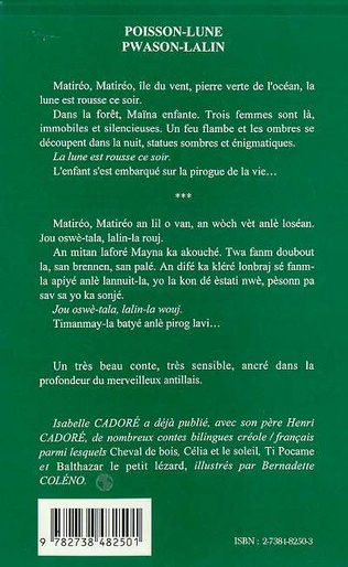 4eme POISSON-LUNE - PWASON-LALIN