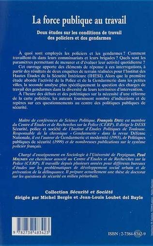 4eme LA FORCE PUBLIQUE AU TRAVAIL