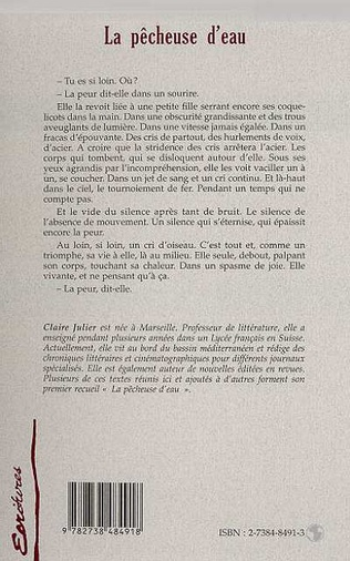 4eme LA PÊCHEUSE D'EAU