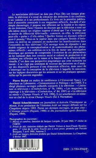4eme QUAND LA TELEVISION PARLE D'ELLE-MEME