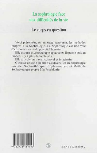 4eme La sophrologie face aux difficultés de la vie