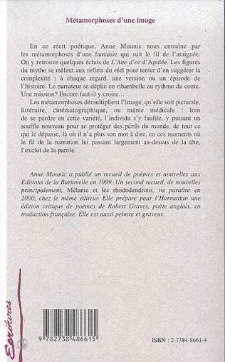 4eme METAMORPHOSE D'UNE IMAGE
