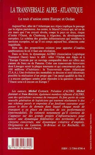4eme LA TRANSVERSALE ALPES-ATLANTIQUE