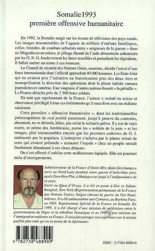 4eme SOMALIE 1993