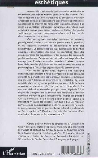 4eme LES MUSEES D'ART AMERICAINS